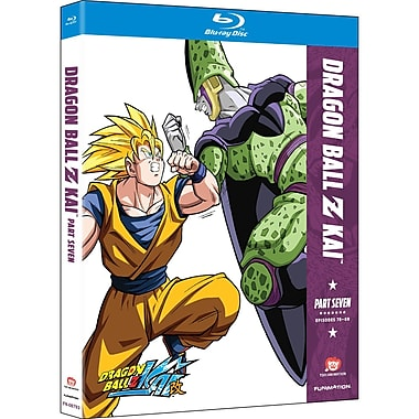 Dragon Ball Z Kai: Season 1, Part 7 (Blu-Ray)