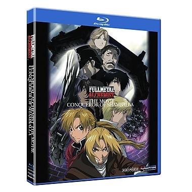 Fullmetal Alchemist The Movie: Conqueror of Shamballa (Blu-Ray)
