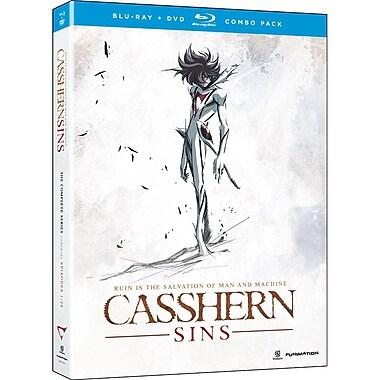 Casshern Sins: Complete Series (Blu-Ray + DVD)