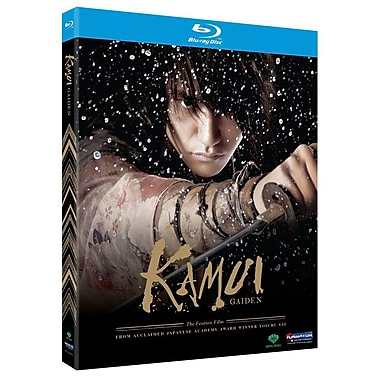 Kamui Gaiden: Live Action Movie (Blu-Ray)