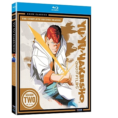 Yu Yu Hakusho: Season Two: Classic (Blu-Ray)