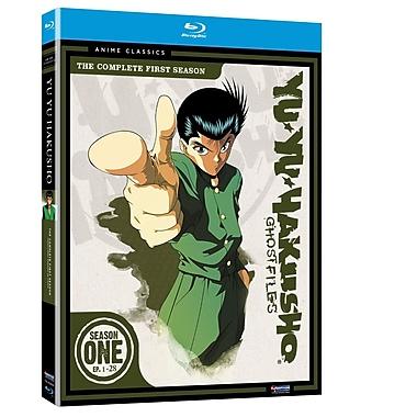 Yu Yu Hakusho: Season One: Classic (Blu-Ray)
