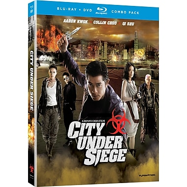 City Under Siege (Blu-Ray + DVD)