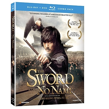The Sword with No Name (Blu-Ray + DVD)
