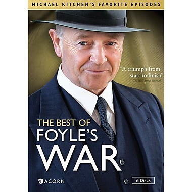 The Best Of Foyle's War (DVD)
