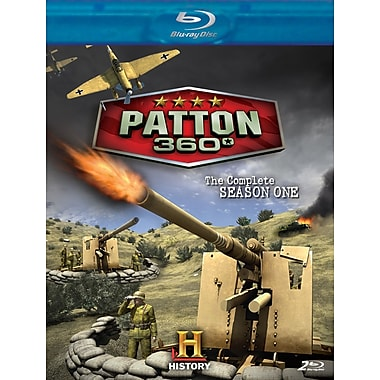 Patton 360: Season 1 (Blu-Ray)