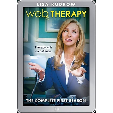 Web Therapy Season 1 (DVD)