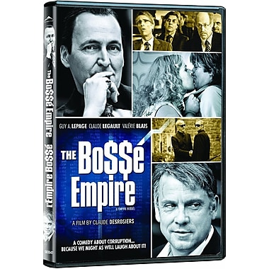 The Bosse Empire (DVD)