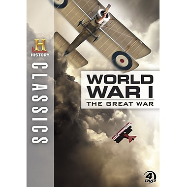 History Classics - WWI - The Great War (DVD)