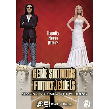 Gene Simmons Family Jewels Season 6 Volume 2 (DVD)