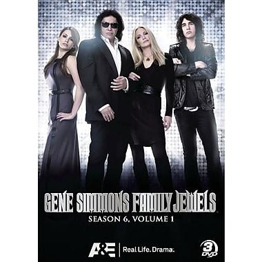 Gene Simmons Family Jewels Season 6 Volume 1 (DVD)