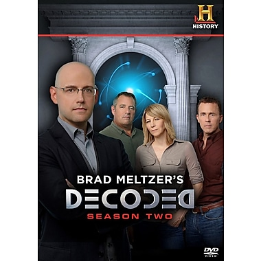 Brad Meltzer's Decoded Season 2 (DVD)