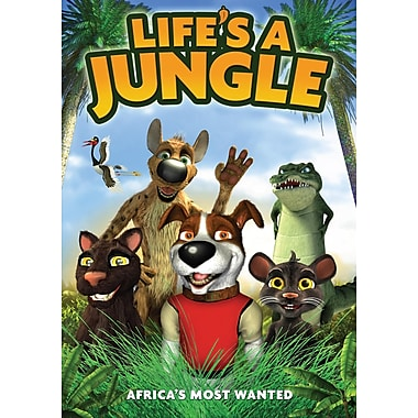 Life's A Jungle: Africa's Most Wanted (DVD)