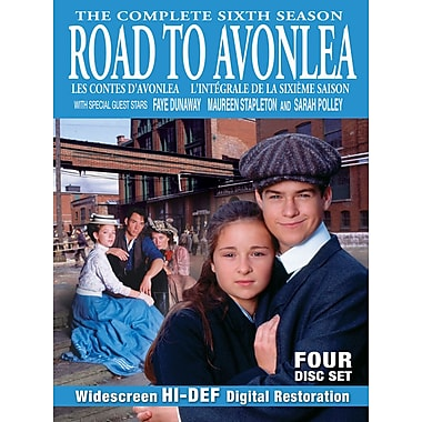 Road to Avonlea The Complete Sixth Season (DVD)