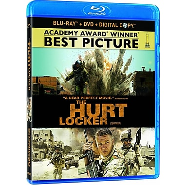 The Hurt Locker (Blu-Ray + DVD + Digital Copy)