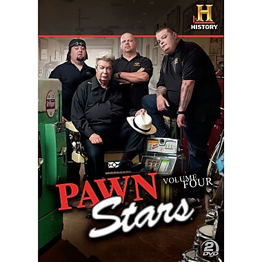 Pawn Stars Volume 4 (DVD)