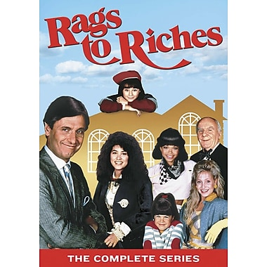 Rags to Riches - Complete Series (DVD)