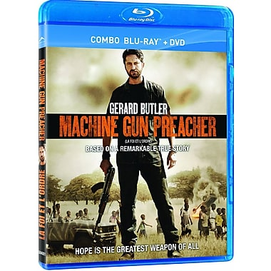 Machine Gun Preacher (Blu-Ray + DVD)