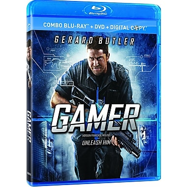 Gamer Combo (Blu-Ray + DVD + Digital Copy)