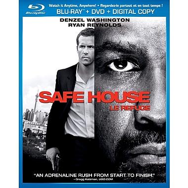 Safe House (Blu-Ray + DVD + Digital Copy)