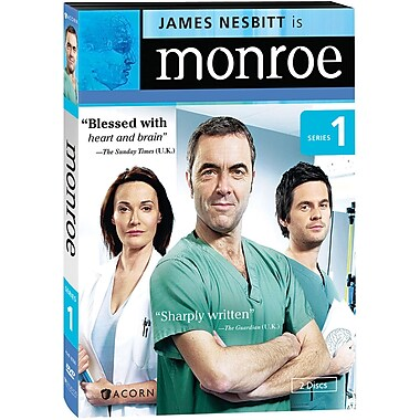 Monroe - Series 1 (DVD)