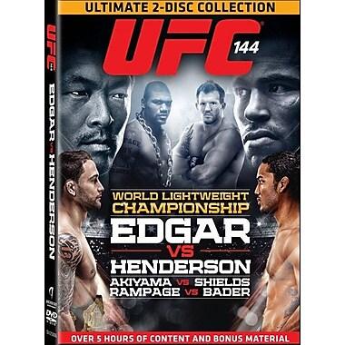 UFC 144: Edgar Vs. Henderson (DVD)