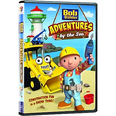 Bob the Builder: Aventures by Sea (DVD)