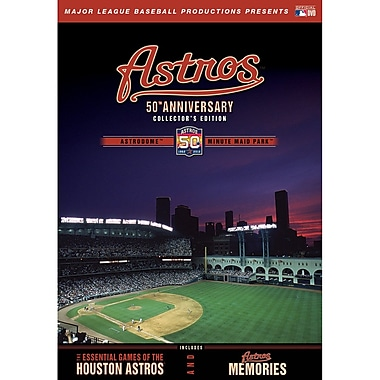 Essential Games of the Houston Astros (DVD)