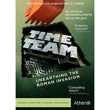 Time Team - Unearthing the Roman Invasion (DVD)