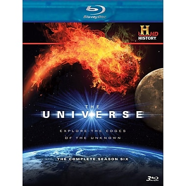 The Universe - Season 6 (BD) (Blu-Ray)