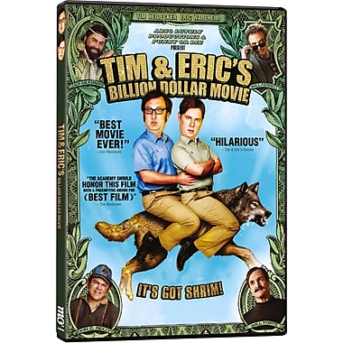 Tim and Eric's Billion Dollar Movie (DVD)