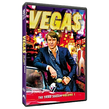 Vegas: The Third Season, Volume 1 (DVD)