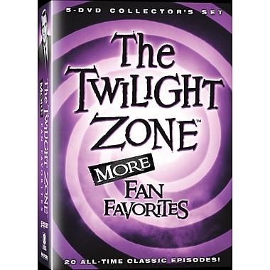 Twilight Zone - More Fan Favorites (DVD)