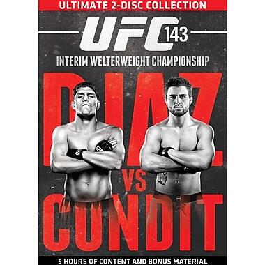 UFC 143: Diaz Vs. Condit (DVD)