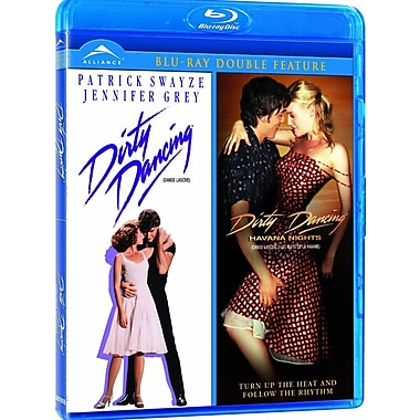 Dirty Dancing/Dirty Dancing 2: Havana Nights (Blu-Ray)