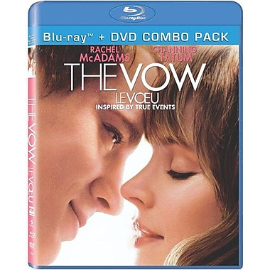 The Vow (2012) (Blu-Ray + DVD)
