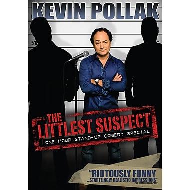 Kevin Pollak: The Littlest Suspect (DVD)