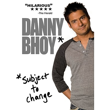 Danny Bhoy: Subject to Change (DVD)