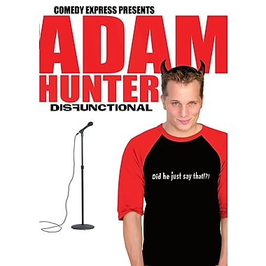 Comedy Express Presents: Adam Hunter: Dysfunctional (DVD)