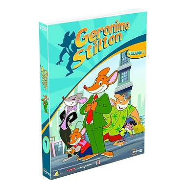 Geronimo Stilton: Volume 1 (DVD)