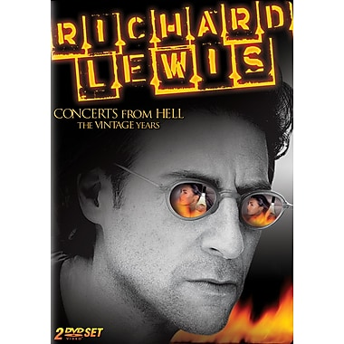 Richard Lewis: Concerts From Hell: The Vintage Years (DVD)