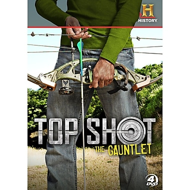 Top Shot: The Gauntlet, Season 3 (DVD)