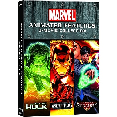 The Avengers Triple Feature 2 (DVD)