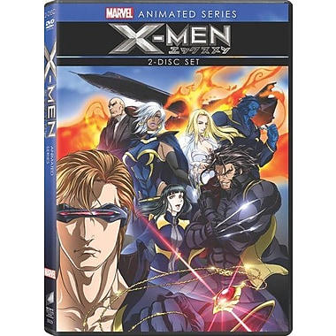Marvel X-Men: Animated Series (DVD)