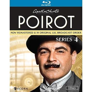Agatha Christie's Poirot - Series 4 (Blu-Ray)