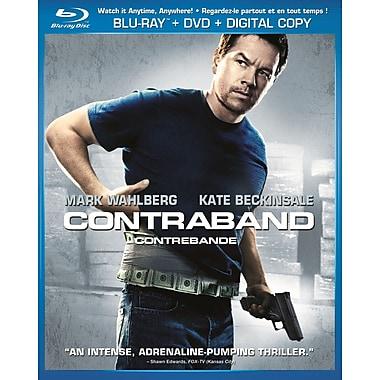 Contraband (Blu-Ray + DVD + Digital Copy)