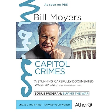 Bill Moyers - Capitol Crimes (DVD)
