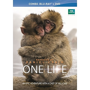 One Life (Blu-Ray + DVD)