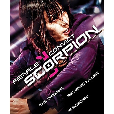 Female Convict Scorpion (Blu-Ray)