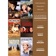 Classic Western Collection: Volume 1 (DVD)